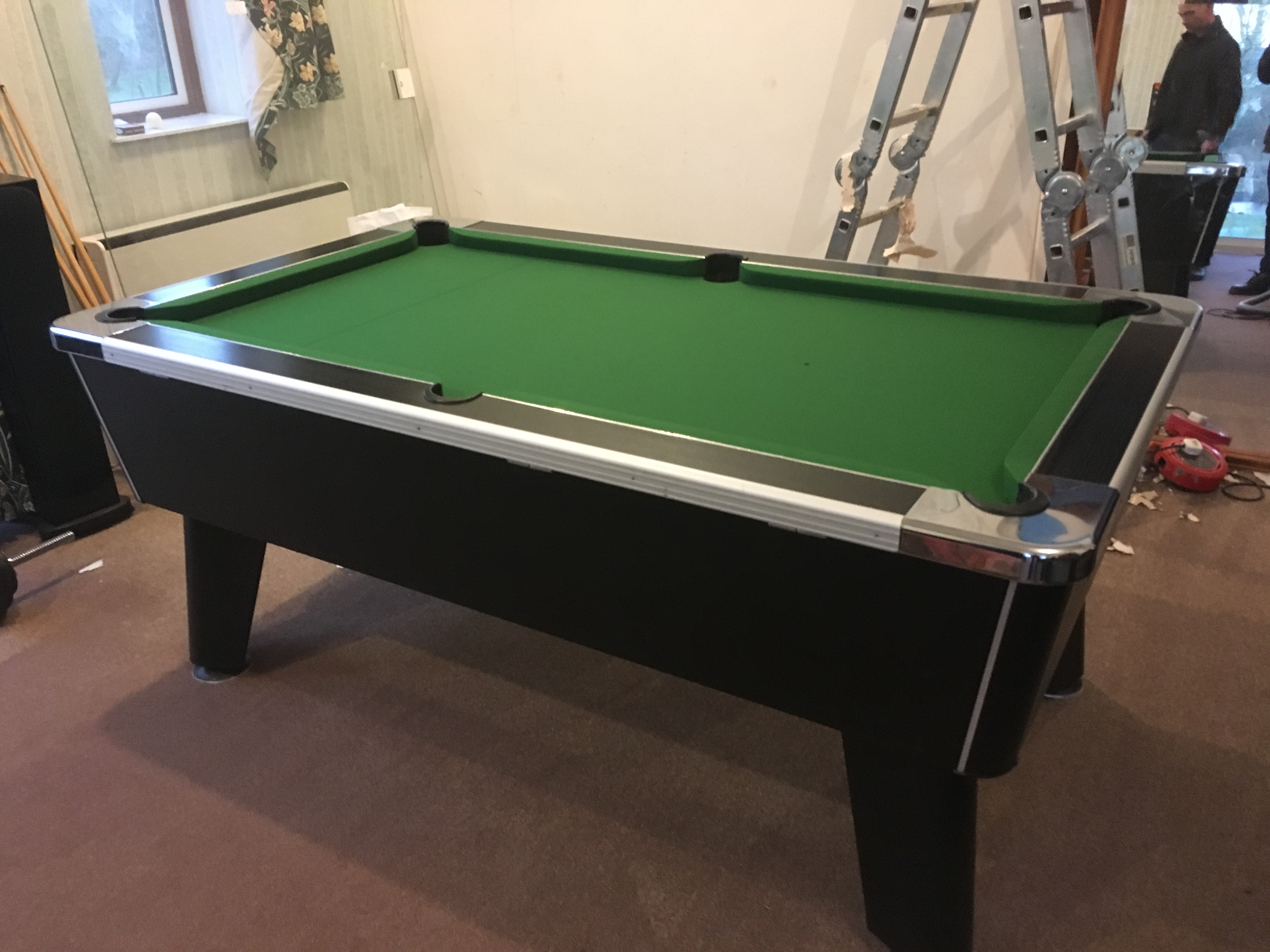 Professional Pool Table Recover From Only - Billiard table recovering